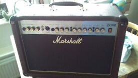 Marshall AS50R 2 channel acoustic amp