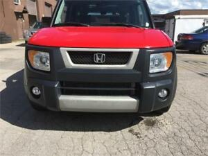 2005 Honda Element avec groupe Y-AWD-WOW 121000 KM CERTIFIED