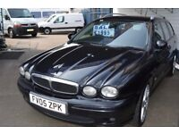 2005 Jaguar X-type XS LE Diesel in good condition with MOT UNTIL MAY 2018