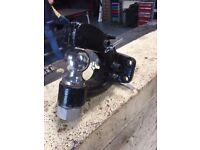 Nato towing hitch, tow ball, Landrover Military Sankey Hitch trailer 4x4