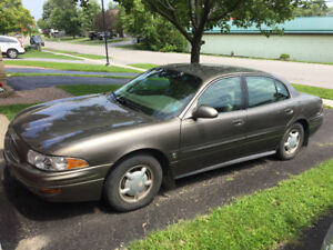 2000 Buick LeSabre with Leather