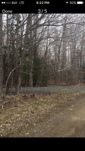 6.5 acres of land in blockhouse area