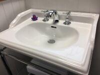 basin wash stand