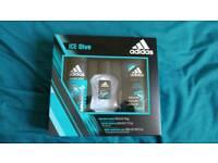 Adidas Ice dive trio gift set