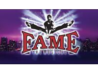 FAME: The Musical on August 04, 2017