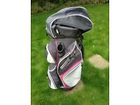 Golf stand/trolley bag