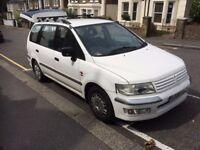 Mitsubishi SpaceWagon (seats 7) for quick sale £350 Lewisham/Catford, London