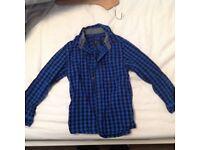 Kids Rebel Shirt. Size 5-6. Primark.