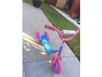 Girls kids My little Pony Scooter