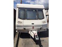 Caravan Sterling 460 NT year 1998