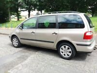 Ford galaxy 7 seater diesal manual 2005 ***1799***
