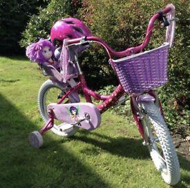 Girls Bike Raleigh Molli