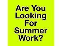 Looking for more students to join us this Summer!