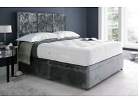 Double bed frame- brand new - free delivery