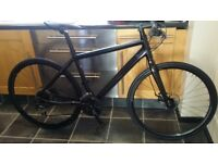 cannondale fatty hybred