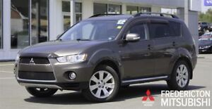 2012 Mitsubishi Outlander XLS! AWD! V6! 7-SEATER! WARRANTY TO 20