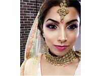 Experienced Makeup Artist - Party, Prom, Music Videoshoots, Wedding and Asian Bridal hair and makeup