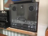 Ferrograph Logic 7 2 track tape recorder