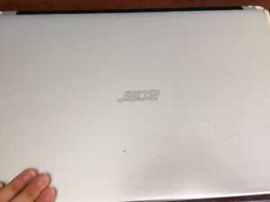 Acer touch screen laptop