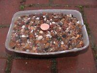 fish tank aquarium Brown gravel for fish tank aquarium wembley koa