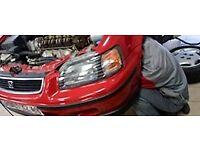 Auto Mechanic Needed in Garage in Copenhagen, Denmark; Housing Available