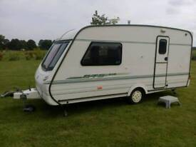 Abbey Vouge GTS 215 caravan ****With motor Mover****