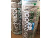 2x 100mm loft insulation rolls