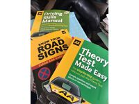 AA Driving test books
