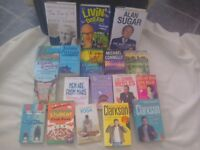 Cheap bundle of 18 books. 3 are brand new hardbacks Perfect gifts or Carboot?