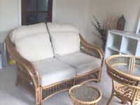 Full 6piece Garden Room Furniture Set £150