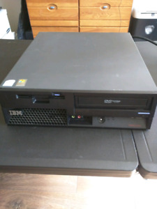 IBM thinkcentre workstation