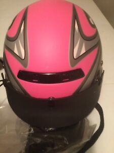 Mortar cycle helmet size small