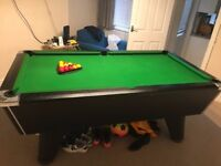 Supreme Winner Pool Table 7foot Excellent Condition