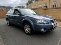 LEGACY OUTBACK AWD AUTOMATIC - TOP SPEC - FSH - HPI CLEAR