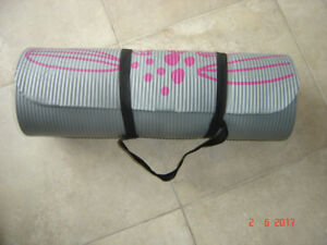 "Exercise Mat/Pad -  70""x 24"" x.5"" -  New - $20.00 - Never Used"