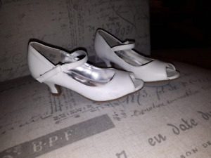 Girls shoes size 12 and a half