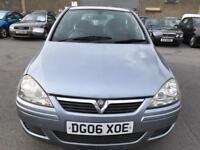 2006 Vauxhall Corsa 1.2 i 16v SXi 3dr