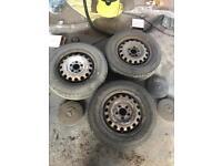 Mercedes Vito van wheels 195/70/R15