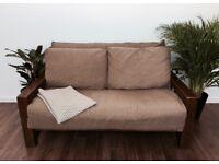 Futon Company Sofa Bed 2 Seater