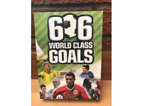 606 World Class Goals DVDs (old)