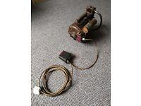 Crompton Parkinson Motor. 230/250 volts