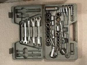 Socket set by Mastercraft