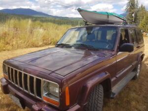 2000 Jeep Cherokee Limited SUV, Crossover