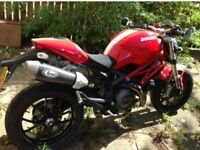 Ducati Monster 796CC