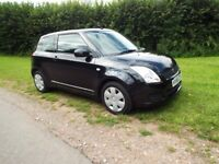 59 plate suzuki swift 1.3 gl