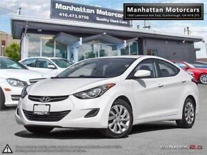 2013 HYUNDAI ELANTRA GLS AUTOMATIC |1 OWNER|BLUETOOTH|WARRANTY