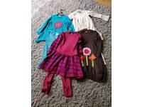 Bundle of designer Keedo clothes
