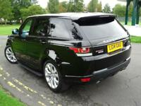 LAND ROVER RANGE ROVER SPORT 3.0 SD V6 AUTOBIOGRAPHY DYNAMIC 2014/14