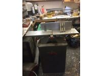 large jointer planer