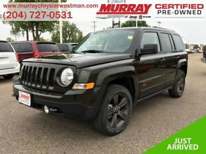 2016 Jeep Patriot North 4WD *Heated Seats*
